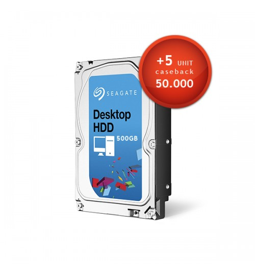 HDD INTERNAL SEAGATE 500 GB