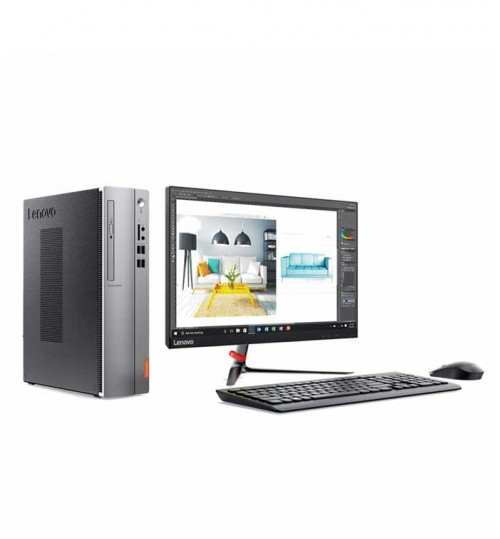 PC Desktop Lenovo IdeaCentre 510S-08IKL (90GB000CID)