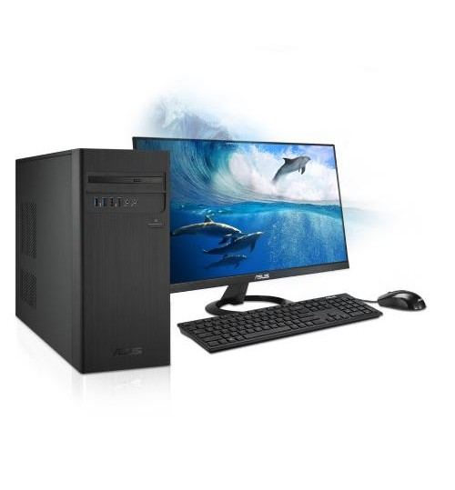 ASUS PC Desktop  S340MC-I58400060T