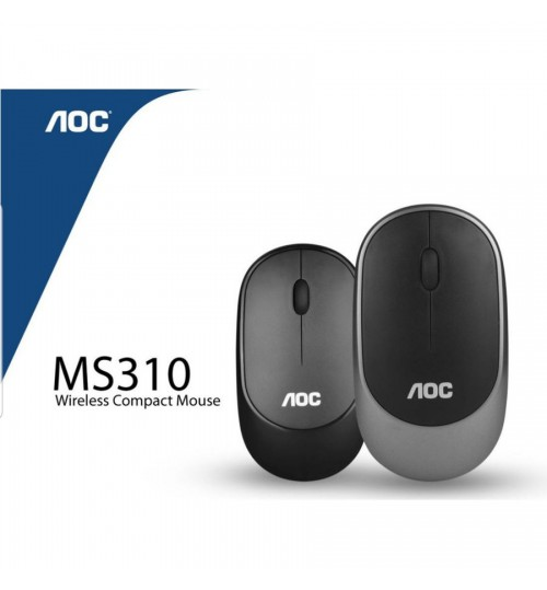 Mouse Wireless AOC SILENT MS310