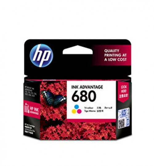 Cartridge HP 680 Tri-color