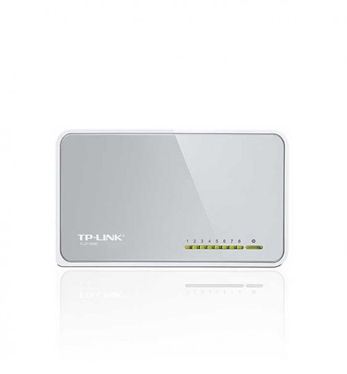 Switch Hub TP-LINK 8 PORT - SF1008D
