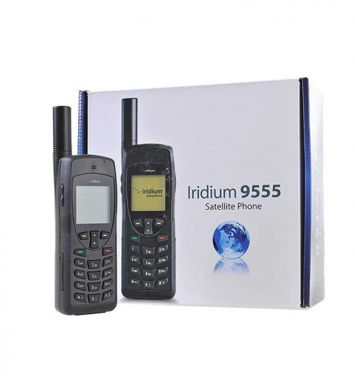 Iridium 9555 Included Prepaid 350 Menit