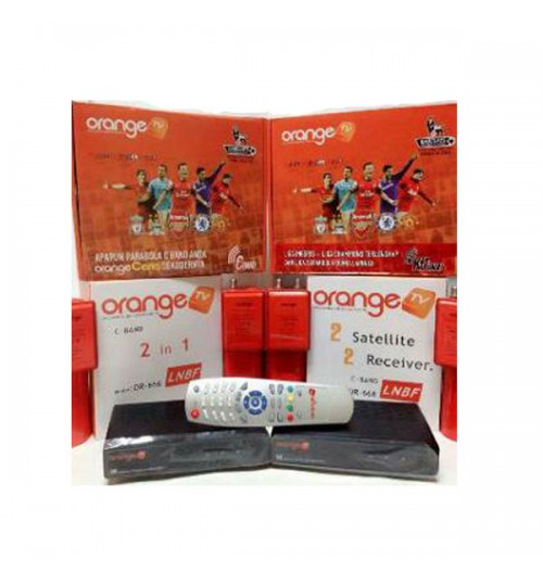 Receiver Orange TV C Band